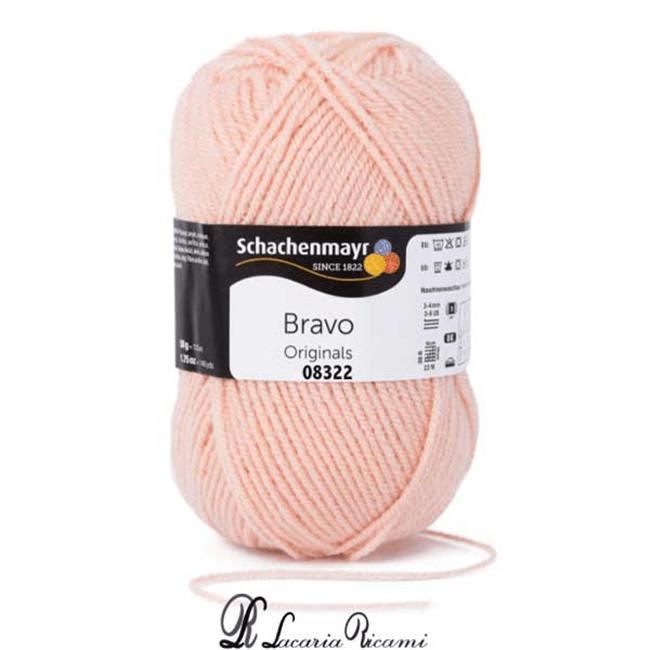 GOMITOLO LANA BRAVO SCHACHENMAYR 50 gr