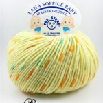 Lana SOFFICE BABY - lg5-7-giallo-mix