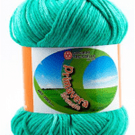 Cotone PRIMAVERA Sfumato - 101-verde-sfumato