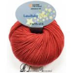 Lana BABY STEL - 009-rosso