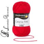 Cotone CATANIA FINE - 01002-rosso-pomodoro