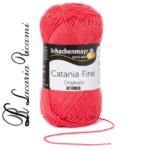 Cotone CATANIA FINE - 01003-corallo