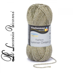 Cotone SUMMER OMBRE' - 00083-olive-degrade