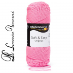 Lana SOFT & EASY - 00035-rosa