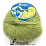 Lana IRIS SPORT - 050-verde-sedano