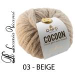 Lana DMC Cocoon Chic - 03-beige
