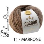 Lana DMC Cocoon Chic - 11-marrone