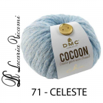 Lana DMC Cocoon Chic - 71-celeste