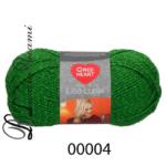 Lana LISA LUREX - 00004-verde