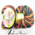 LANA AZALEA – Cucirini Tre Stelle - 100-giallo-sfumato