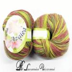 LANA AZALEA – Cucirini Tre Stelle - 102-verde-sfumato-2