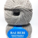 LANA BAI BEBI - 114-grigio