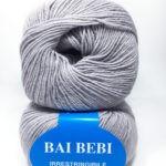 LANA BAI BEBI - 3510-grigio-chiaro