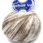 MOHAIR LUX COLOR - MISS TRICOT FILATI - 01-beige