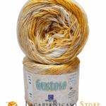 Cotone GUSTOSO - Bertagna Filati - 16-biancogiallosenape