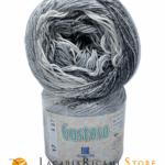 Cotone GUSTOSO - Bertagna Filati - 17-biancogrigionero
