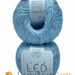 Cotone LED - GPTEX - 70-celeste